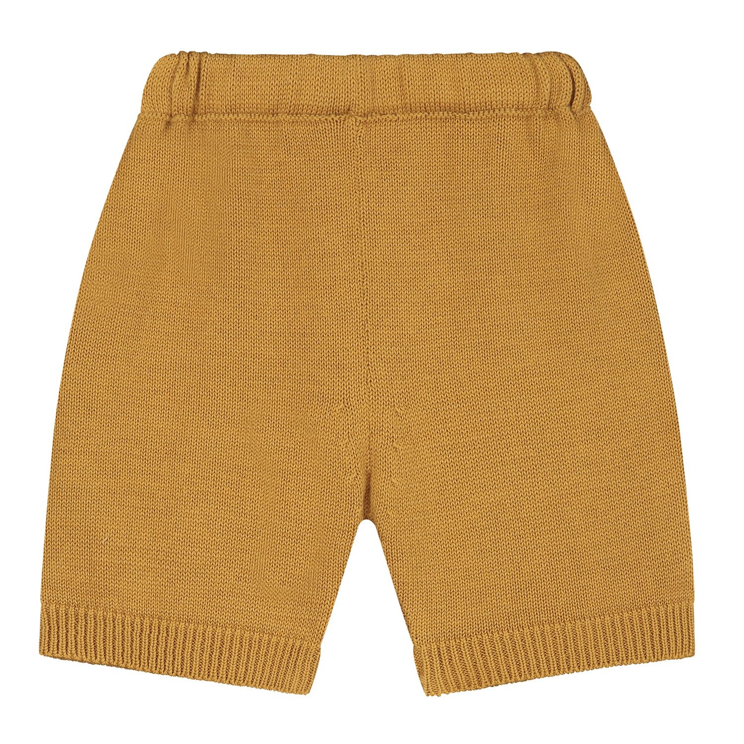 Mini summer knitted shorts-2
