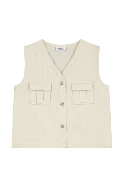 Louis top ivory