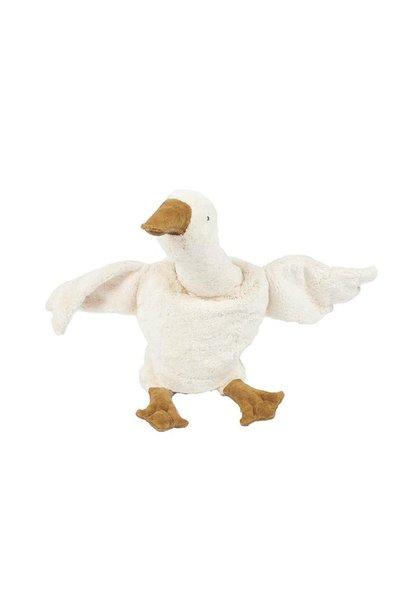 Cuddly animal Goose small