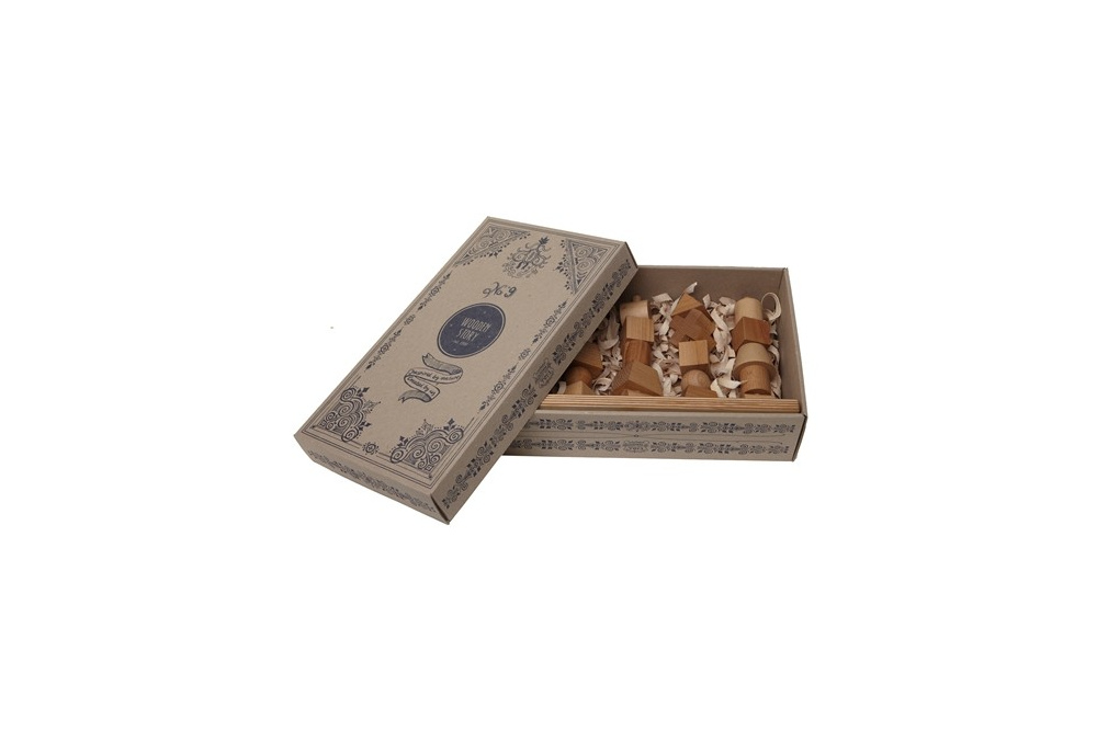 Natural Stacking toy-2