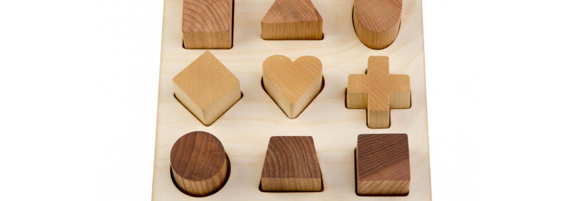 Natural Shape puzzle