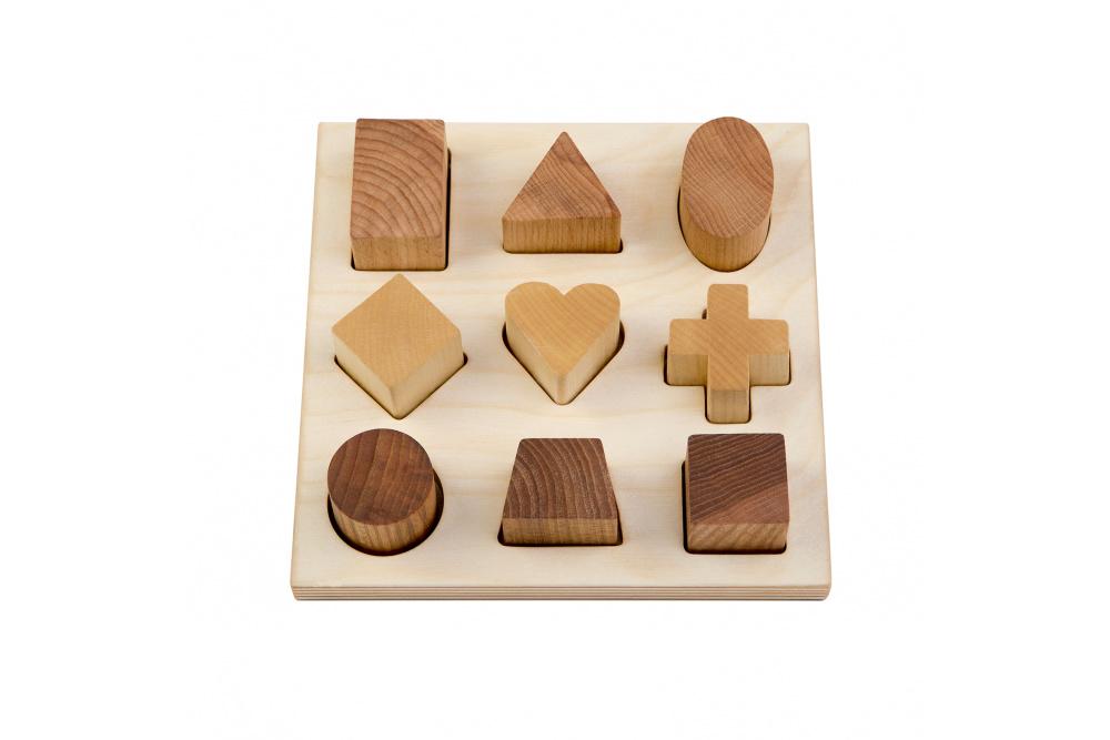Natural Shape puzzle-1