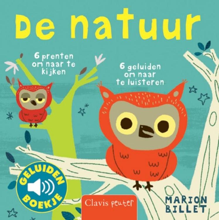 Geluidenboek: De Natuur-1