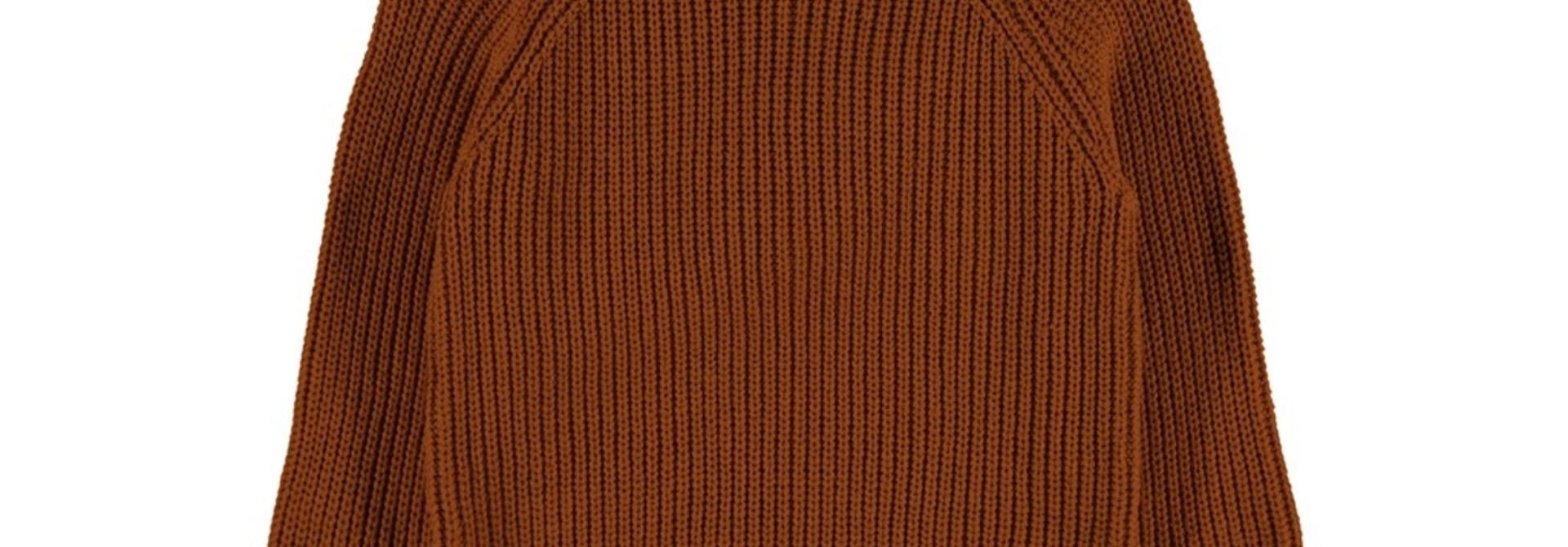 Imilio Longsleeve Knit - Apple Cinnamon