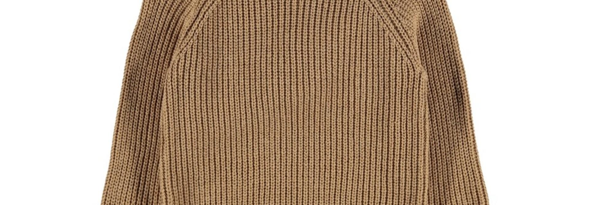 Imilio Longsleeve Knit - Glazed Ginger