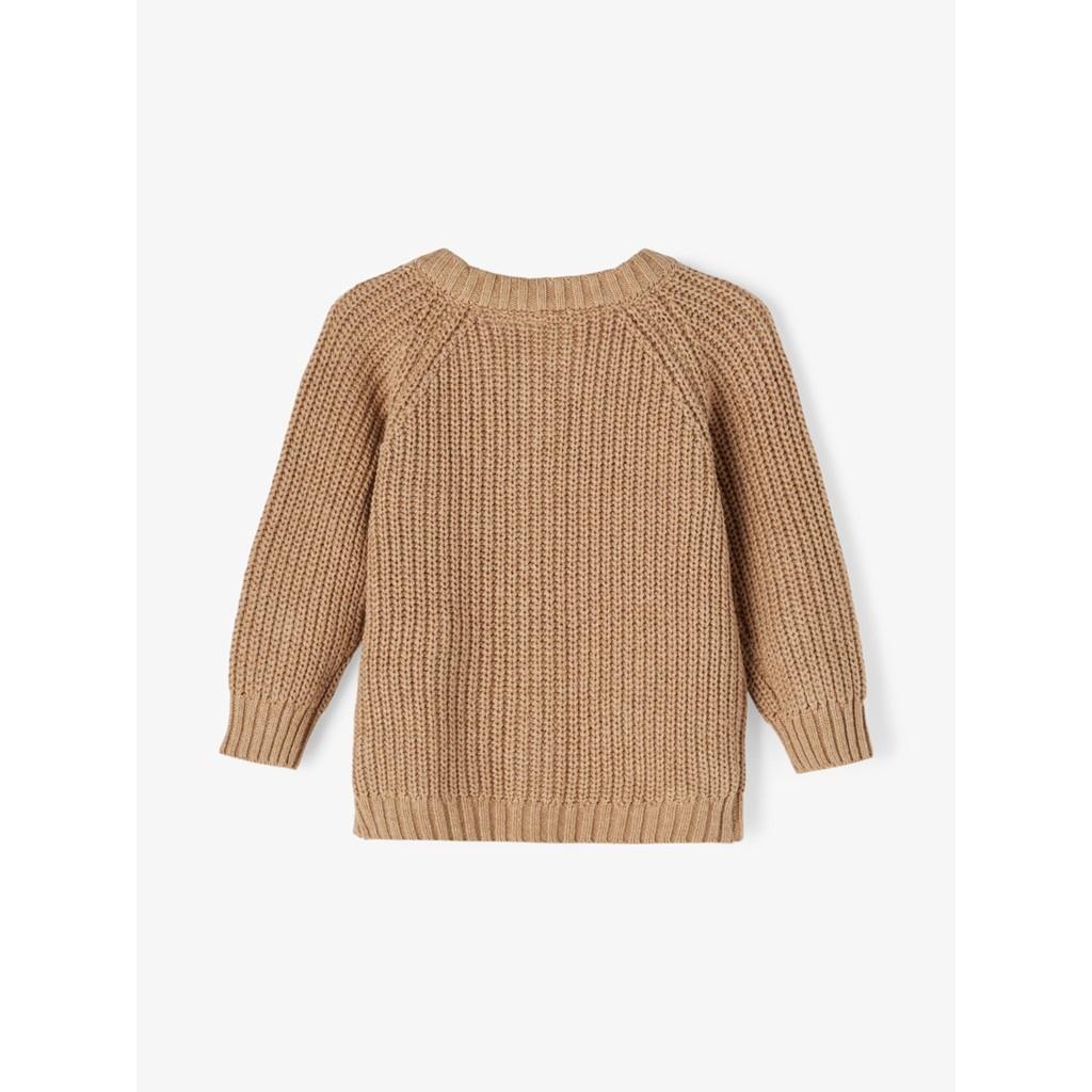 Imilio Longsleeve Knit cardigan - Glazed Ginger-2