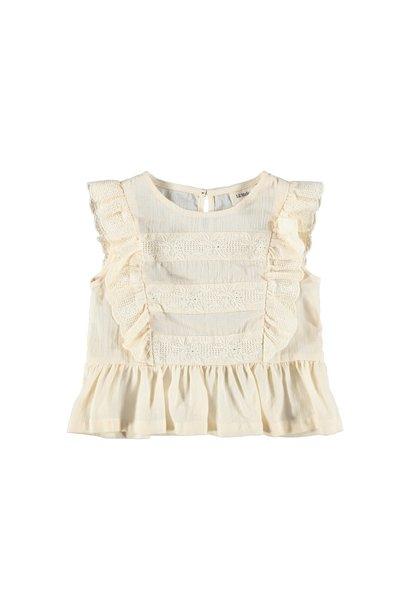 Solange Short Shirt - Turtledove