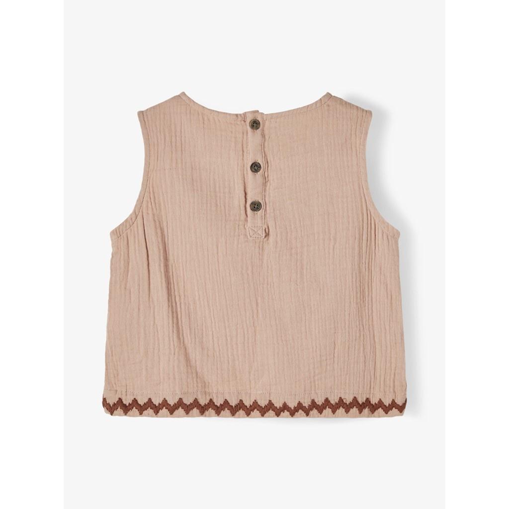 Silvia Loose Short Shirt - Roebuck-2