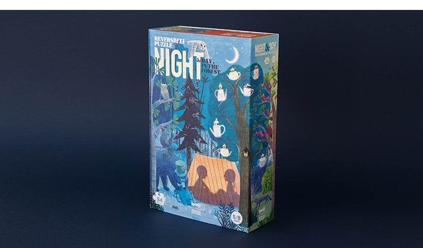 Night & Day puzzel-7
