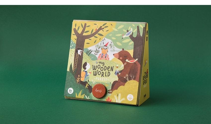 My Wooden World Forest-3