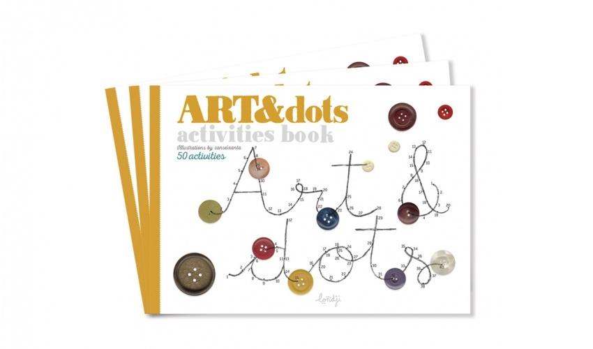 Art & Dots knutselboek-1