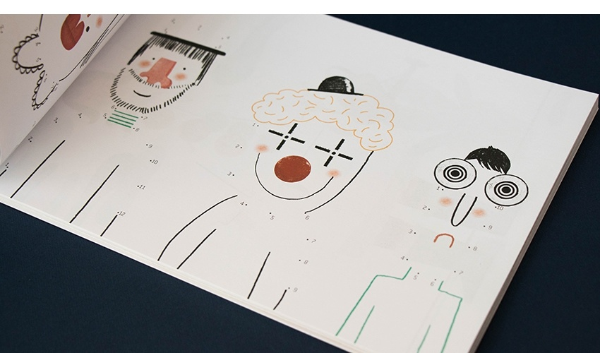 Art & Dots knutselboek-8