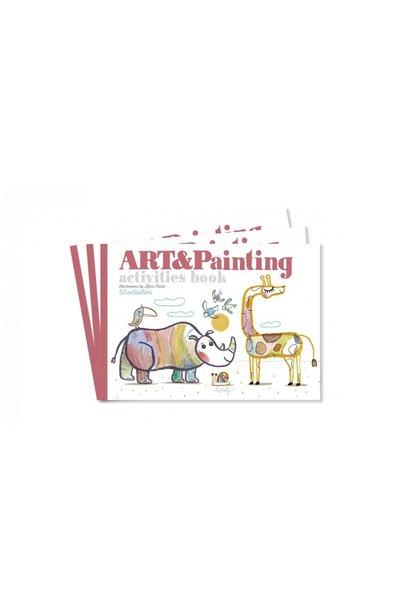 Art & Painting knutselboek