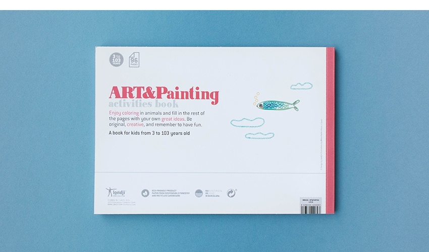 Art & Painting crafts book-8