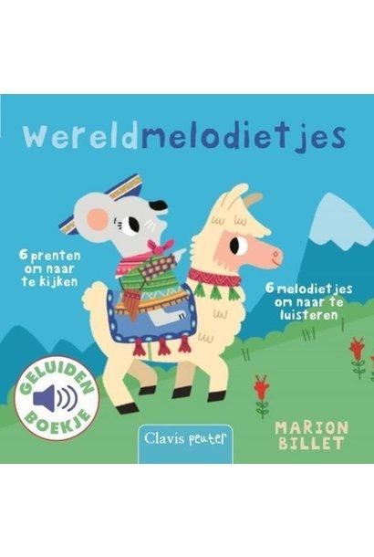 Geluidenboekje: Wereldmelodietjes