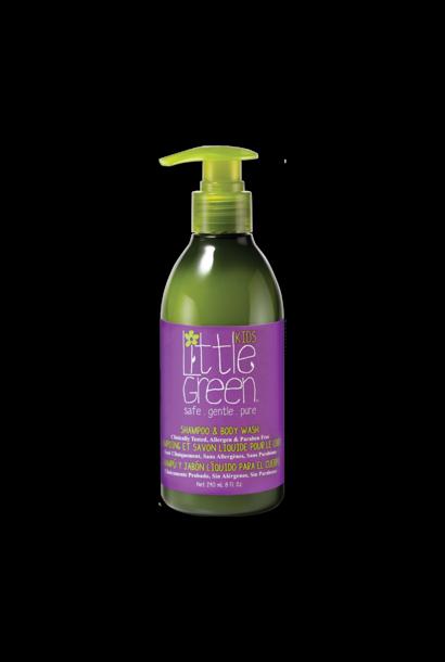 Kids shampoo & body wash