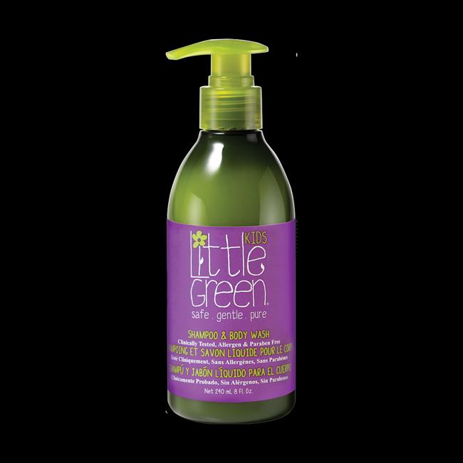 Kids shampoo & body wash-1