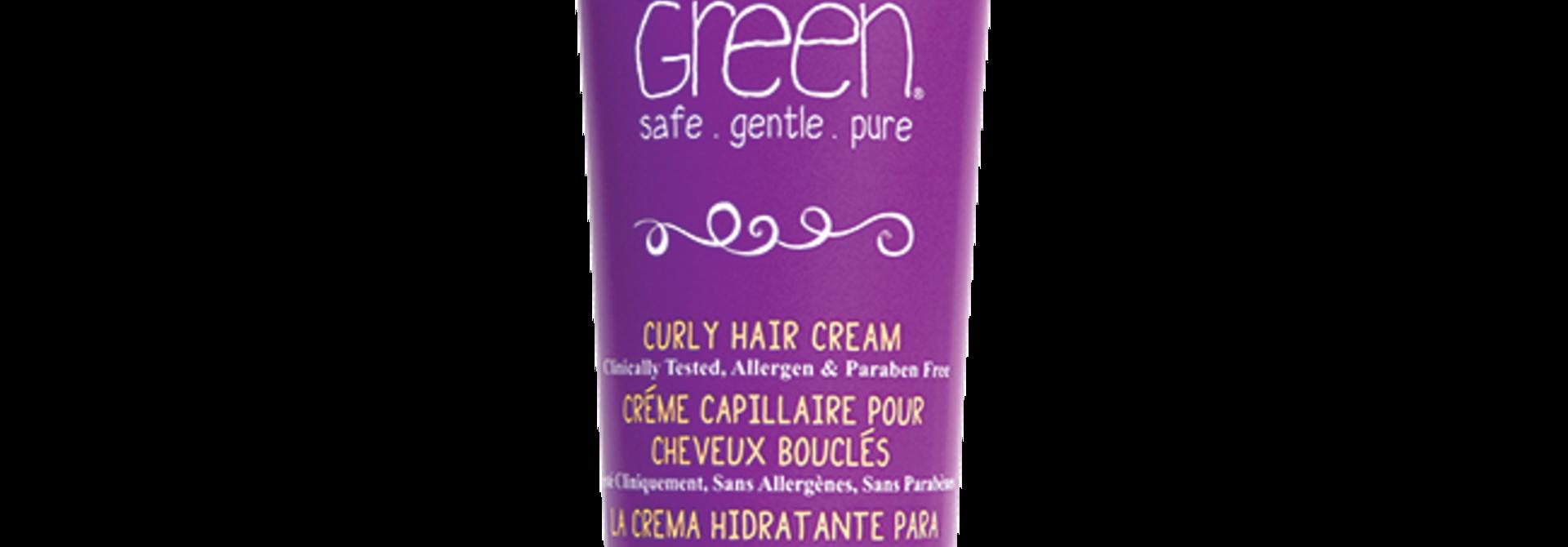 Kids curly hair cream