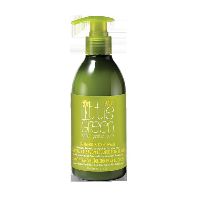 Baby shampoo & body wash-1