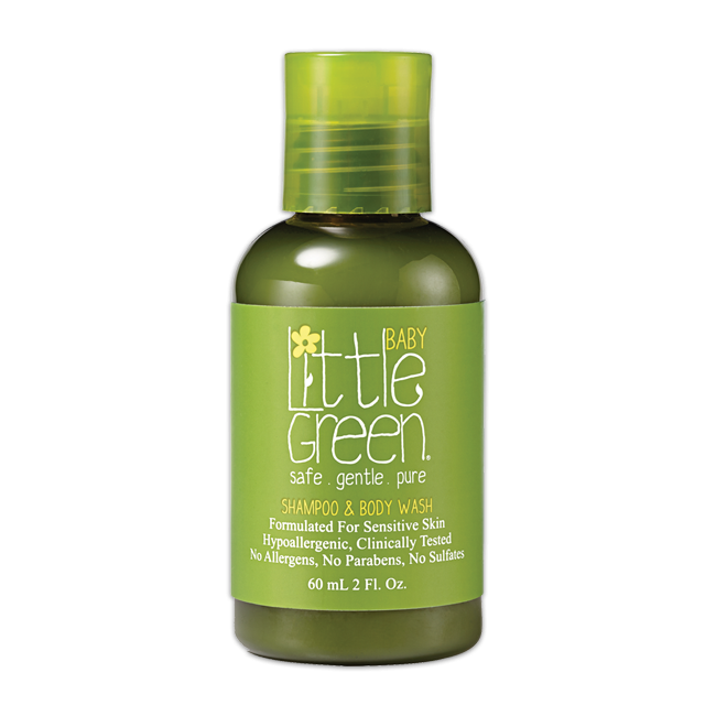 Baby shampoo & body wash-2