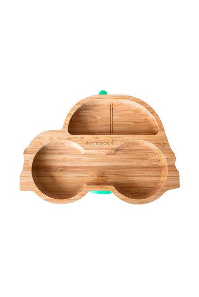 Bamboo plate Car - no melamine