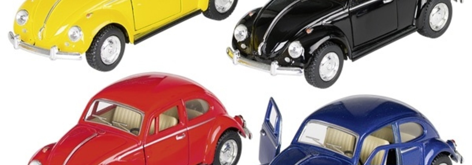 Volkswagen Beetle miniatuur