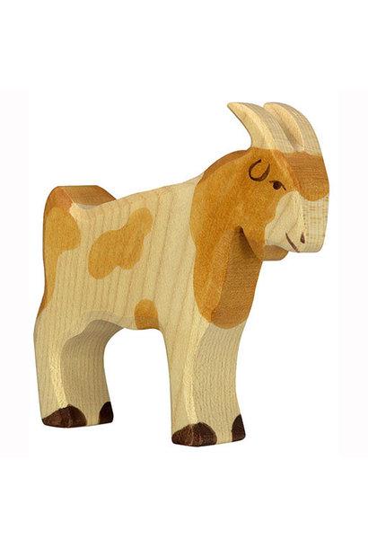 Wooden goat - buck