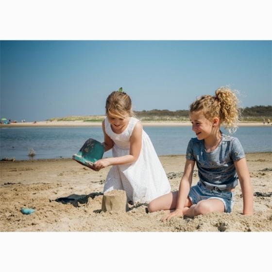 Emmer, zandvormen en schraper-2