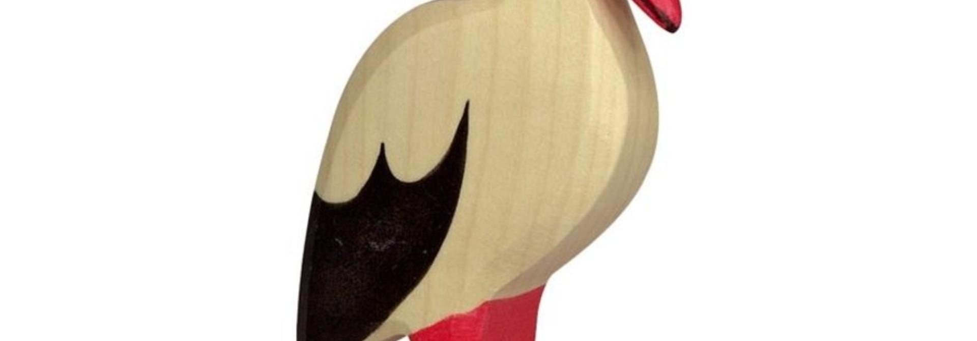 Wooden stork