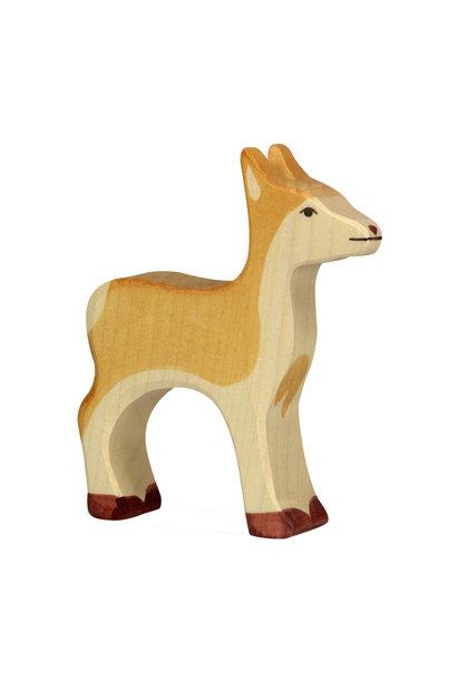 Wooden deer - doe