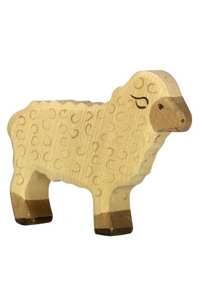 Houten schaap - staand