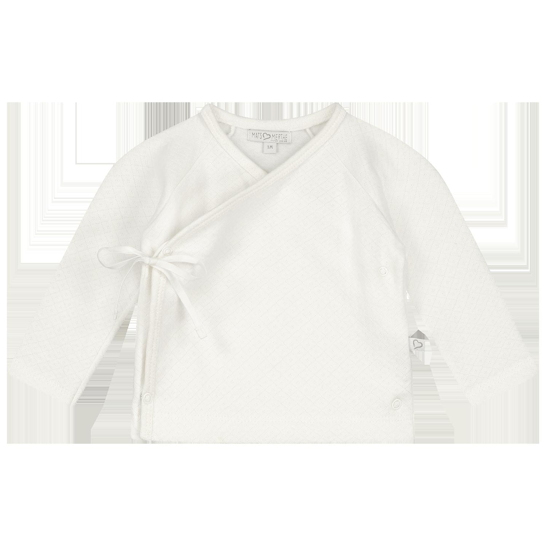 Benthe Wrap cardigan-1