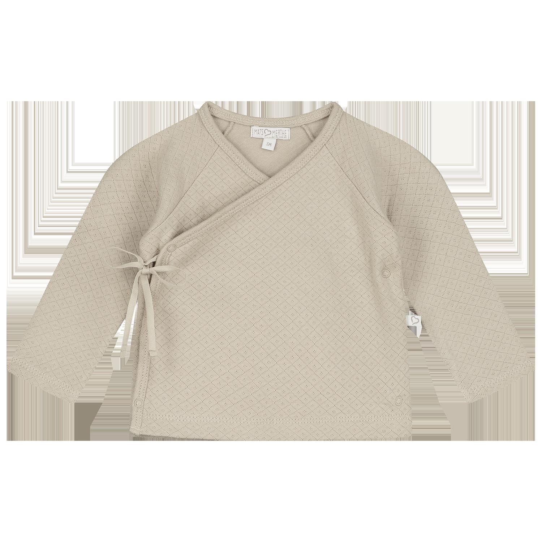 Benthe Wrap cardigan-4