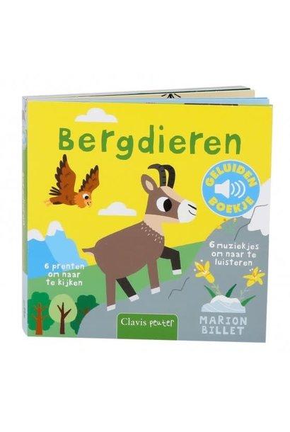 Geluidenboekje: Bergdieren