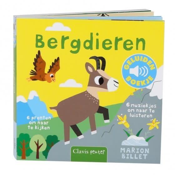 Geluidenboekje: Bergdieren-1