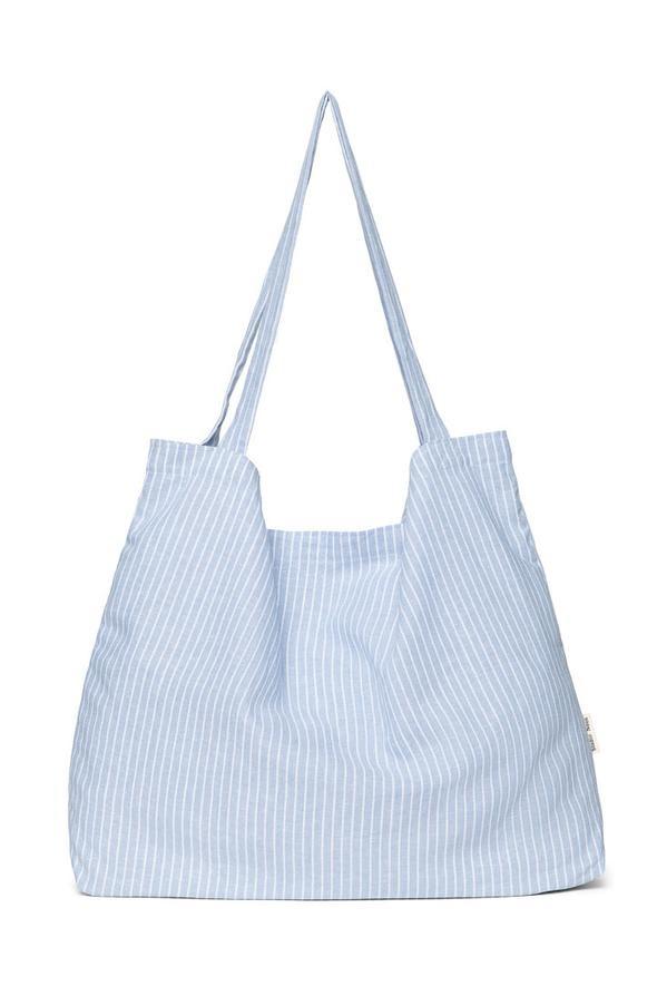 Blue striped linen mom-bag-1
