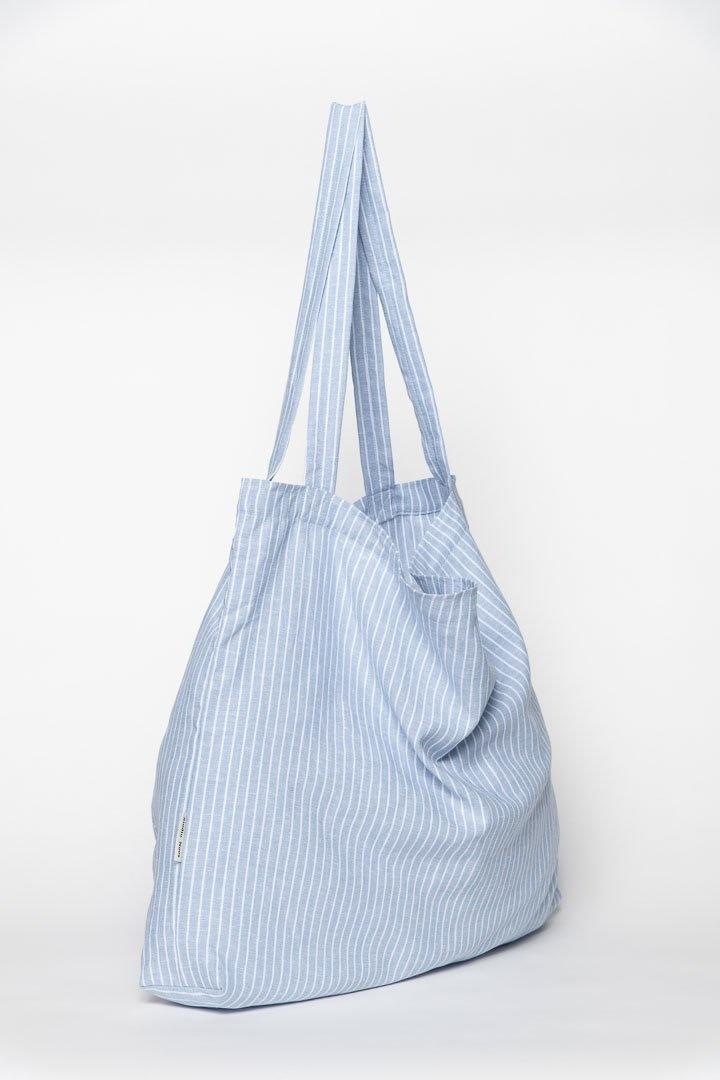 Blue striped linen mom-bag-2