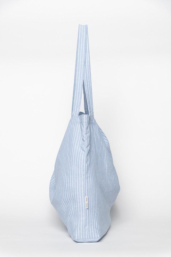 Blue striped linen mom-bag-3