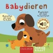 Geluidenboekje: Babydieren-2