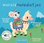 Geluidenboekje: Wereldmelodietjes-2