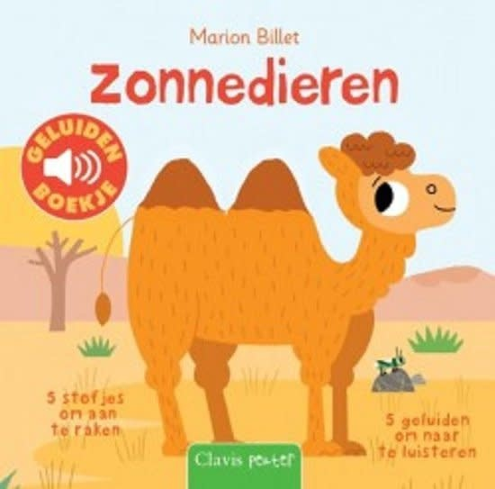 Geluidenboekje: Zonnedieren-2