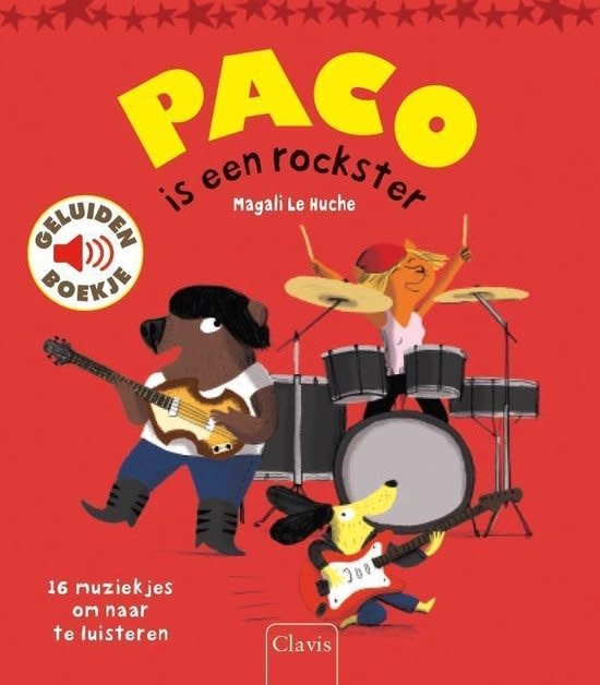 Paco is een rockster-2
