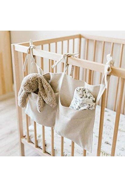 Opbergtas babybed
