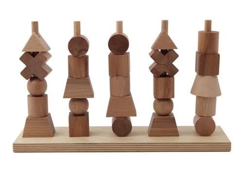 Natural Stacking toy-6