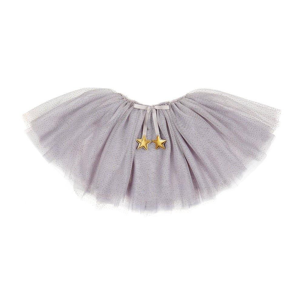 Fairy dust sparkle tutu - grey-1