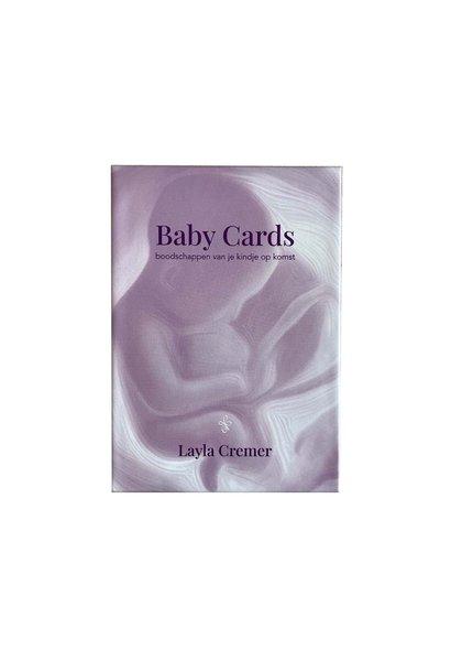 Baby Cards - boodschappen van je kindje op komst