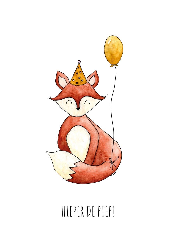 card party fox-2