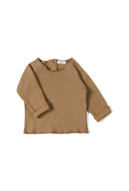 sim knit - toffee