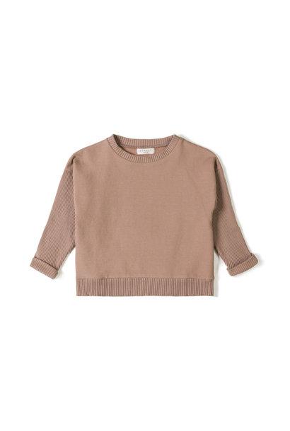 po sweater - rose