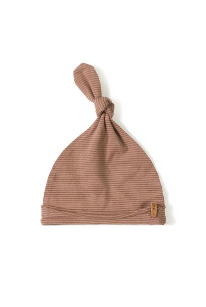 newbie hat - jam stripe